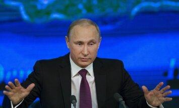 Пресс-конференция Путина: мы правы во всем, а западные партнеры — нет