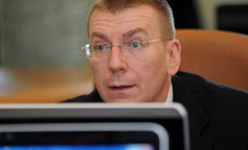 Jāturpina darbs pie kvalitatīvu mediju stiprināšanas, pauž Rinkēvičs