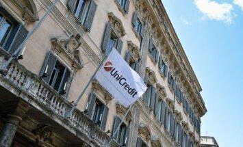 ASV pret Itālijas banku milzi 'Unicredit' sākta izmeklēšana aizdomās par darījumiem ar Irānu