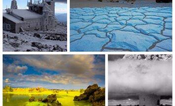 Nāvējošs skaistums: 11 ļoti bīstami tūrisma objekti un vietas