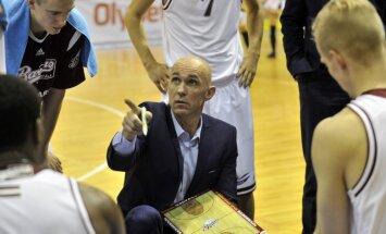 'Liepāja'/'Triobet' galvenā trenera amatā Helmani nomainīs Galvanovskis