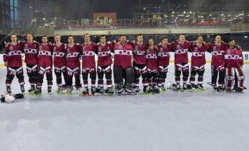 Latvijas rollerhokejisti iekļūst IIHF pasaules čempionāta pirmās divīzijas pusfinālā
