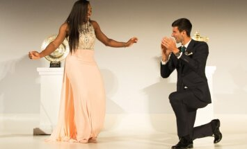 Novak Djokovic, Serena Williams