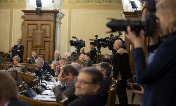 Koalīcijas politiķu uzņēmumi – plusos; opozīcijas – mīnusos