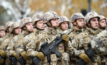 Šogad 4. maija militārā parāde notiks Madonā