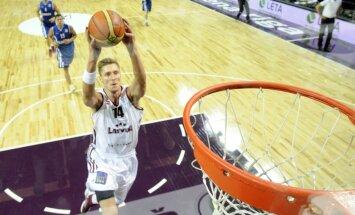 Latvijas basketbolisti EČ atlases turnīru noslēdz ar vēl vienu uzvaru un perfektu bilanci