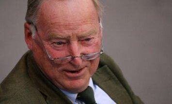 AfD līdzpriekšsēdētājs skeptisks par Banona plāniem Eiropā
