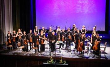 Kamerorķestris 'Kremerata Baltica' sniegs divus koncertus Briselē
