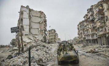 Pretēji Putina paziņojumam Krievija palielina spēkus Sīrijā, ziņo 'Fox News'
