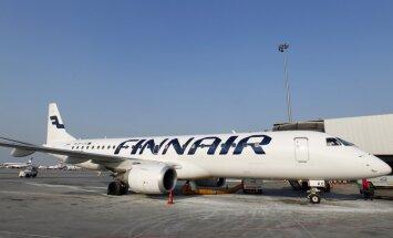 Streika dēļ Helsinku lidostā 'Finnair' piektdien atcēlusi divus reisus uz Rīgu