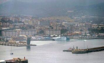 Maskava atsaukusi lūgumu Spānijas ostā uzpildīt degvielu Krievijas karakuģiem