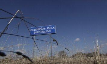 Šonedēļ parakstīs Latvijas un Krievijas valstu robežu demarkācijas gala dokumentus