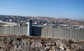 Vācija šaubās par Izraēlas vēlmi panākt divu valstu risinājumu