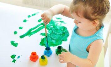 Bērnus aicina uz bezmaksas radošajām darbnīcām 'MVT vasaras mājā'