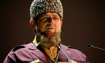ASV sankciju sarakstā iekļauj arī Kadirovu
