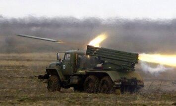 Ukrainas bruņotie spēki paziņo par 225 kaujinieku iznīcināšanu