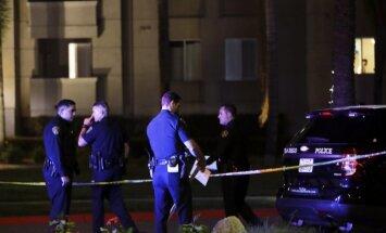 Apšaudē baseina ballītē ASV viens bojāgājušais un seši ievainotie