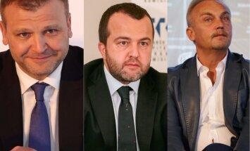 Latvijas turīgākie cilvēki kopš 2002. gada partijām ziedojuši 1,3 miljonus eiro