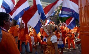 Европейские лидеры радуются поражению крайне правых в Нидерландах
