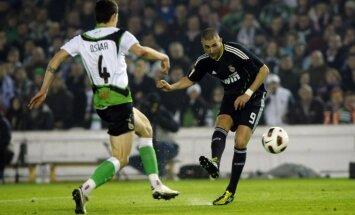 Madrides 'Real' uzbrucējam Benzemam draud cietums