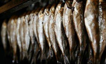 Krievijā atkal aptur 'Kolumbijas' zivju produktu tirdzniecību