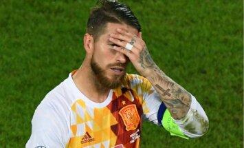 Spānijas izlases kapteinis: labāk nerealizēt soda sitienu tagad nekā astotdaļfinālā