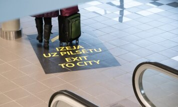 """Аэропорт """"Рига"""" планирует принять на работу более 250 работников"""