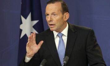 Austrālijas valdība atļauj veikt gaisa uzlidojumus 'Islāma valstij' Irākā