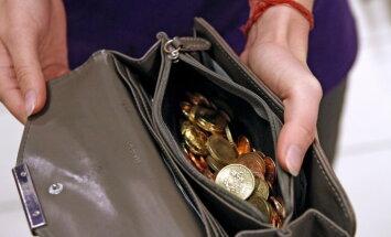 Darba samaksas kāpums Latvijā pārsniedzis prognozes