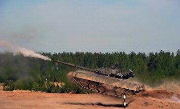 Sanktpēterburgā apstiprina pārtikas normas kara gadījumam