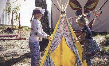 'Positivus' festivālā arī šogad darbosies Bērnu sala
