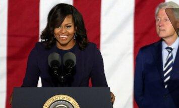 Mišela Obama nekad nekļūšot par ASV prezidenti