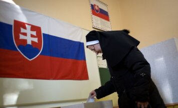 Slovākijā negūst atsaucību referendums par viendzimuma laulību aizlieguma nostiprināšanu