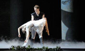 Foto: Prokofjeva baleta 'Romeo un Džuljeta' ģenerālmēģinājums