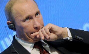 Путин: Россия— остров стабильности на фоне кризиса