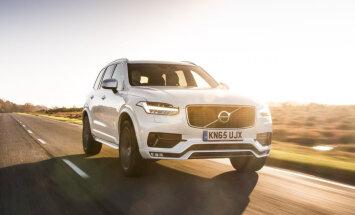 'Volvo' atteicies no jauno dīzeļdzinēju izstrādes