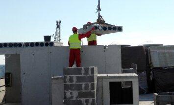 Būvniecības speciālistu izglītības līmenis pasliktinājies, atzīst nozarē strādājošie