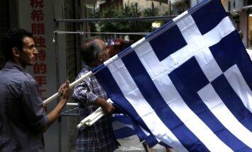 Grieķijas valdība noraidījusi aizdevēju piedāvājumu