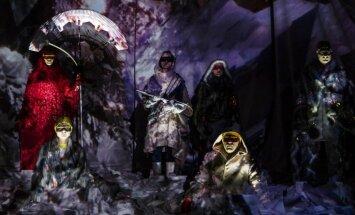 Foto: 12 ainas par antropocēnu. Gleznainā koru opera 'NeoArctic'