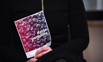Ko darīt, dzirdēt un redzēt 'Dzejas dienās'? 10 poētiskas pieturas
