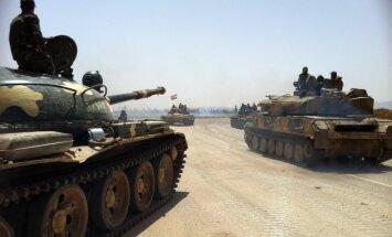 Sīrijas konflikts: lēmumam neuzbrukt Sīrijai būtu katastrofālas sekas, norāda republikāņi