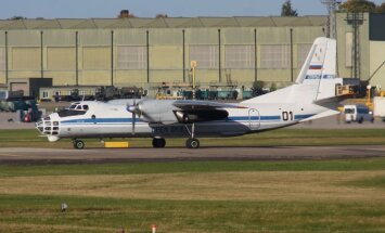 Krievijas militārās lidmašīnas uzsāks novērošanas lidojumus pār Latviju un Lietuvu