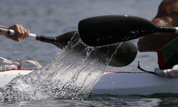 Baltkrievijas un Rumānijas kanoe un smaiļošanas sportisti diskvalificēti no olimpiskajām spēlēm
