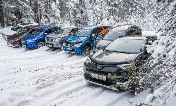 'Latvijas Gada auto' tautas balsojums internetā vēl tikai nedēļu