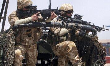 Американцы отправят в Ирак еще 600 военных