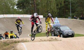 Ar spraigām sacensībām noslēgusies 'SMScredit.lv' BMX čempionāta sezona