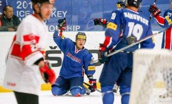 Dienvidkorejas hokejisti pirmo reizi kvalificējas pasaules čempionātam elites divīzijā