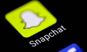 Pētījums: jaunieši arvien biežāk 'Facebook' vietā izvēlas 'Snapchat'