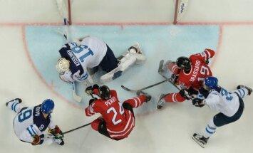 Pasaules vicečempionei Somijai nepalīdzēs Gagarina kausa ieguvējs Koskinens