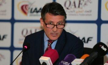 IAAF prezidents personiski lūdzis Senegālu izdot Francijai korupcijā apsūdzēto IAAF mārketinga konsultantu Djaku